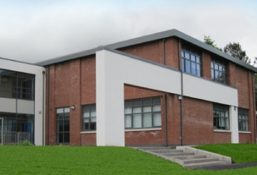 Ballymoney High School classroom extension